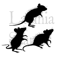 Lavinia Stamps - Clear Stamp - Woodland Mice