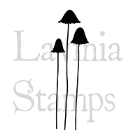 Lavinia Stamps - Clear Stamp - Quirky Mushrooms