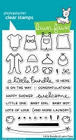 Lawn Fawn - Clear Stamps - Little Bundle