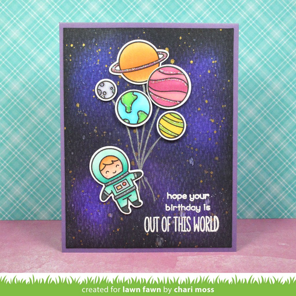 fawn clear stamps out of this world lawn fawn clear stamps out of this