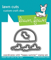 Lawn Fawn - Die - Happy Summer Lawn Cuts
