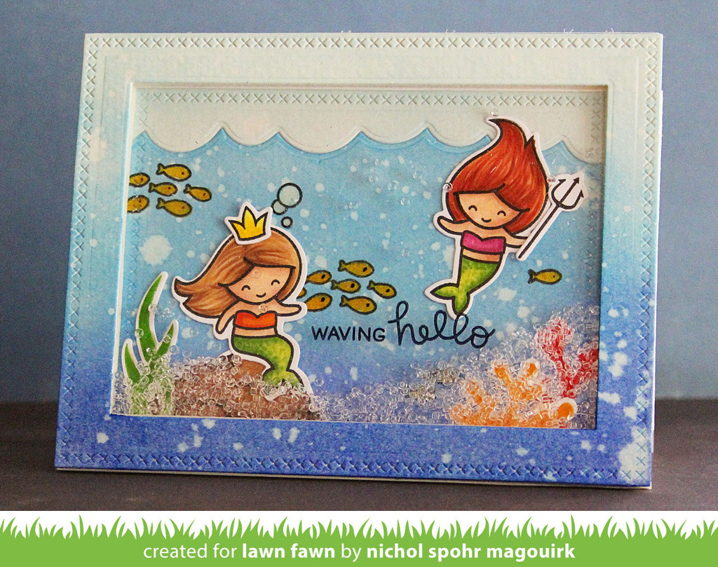 Lawn Fawn - May2016 New stamps and dies
