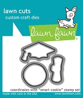 Lawn Fawn - Die - Smart Cookie Lawn Cuts