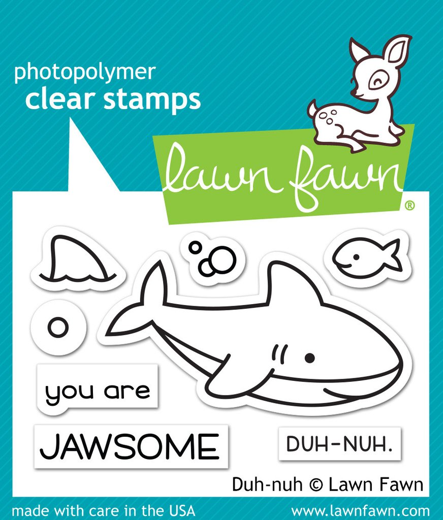 Lawn Fawn - May 2017 New stamps and dies