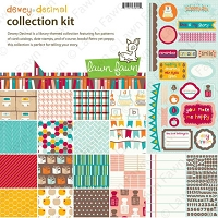 Lawn Fawn - Dewey Decimal Collection - Collection Kit