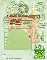 Leane Createif - new dies and embossing folders