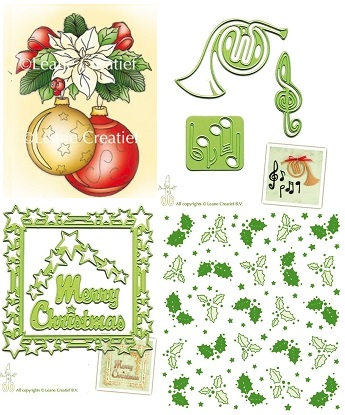 Lea'Bilities - new dies, stamps and embossing folders