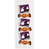 Little B - Halloween Stickers and Tape