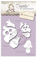 Magnolia Doohickeys - Die - Mushrooms Kit