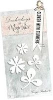 Magnolia Doohickeys - Die - Summer memories - Clover with Flower