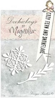 Magnolia Doohickeys - Die - A Christmas Story - Cozy Fern And Snowflake