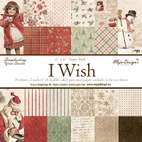 Maja Design - I Wish Collection - 6x6 Paper Pad