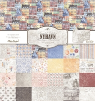 Maja Designs - Nyhavn Collection