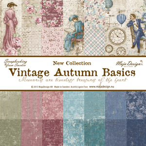 Vintage Autumn Basics Collection