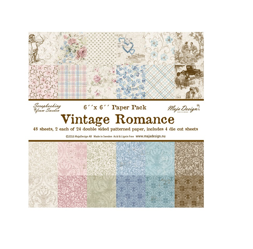 Maja - Vintage Romance Collection