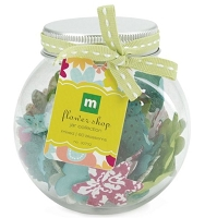 Making Memories - Flower Shop Blossoms Jar Collection - Mixed