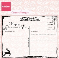 Marianne Design - new clear stamps
