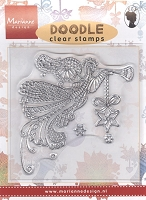 Marianne Design - Clear Stamp - Doodle Angel