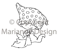 Marianne Design - Clear Stamp - Don & Daisy - Baby
