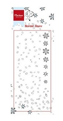 Marianne Design - Clear Stamp - Border Snow
