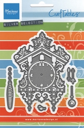 Marianne Design - Craftables Die - Cuckoo Clock