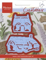 Marianne Design - Creatables Die - Tiny's Cottages