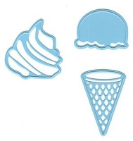 Marianne Design - Creatables Die - Ice Cream with Scoops
