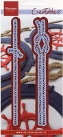 Marianne Design - Creatables Die - Nautical Ropes