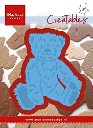 Marianne Design - Creatables Die - Teddy Bear