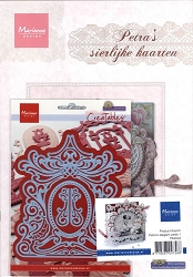 Marianne Design - Assorti - Petra's Elegant Card Kit 1