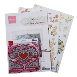 Marianne Design - Assorti - Petra's Elegant Card Kit 3