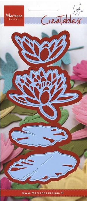 Image result for Marianne Designs water lily large