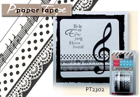 Marianne's Paper Tape - Music
