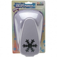 Marvy Clever Lever Punches - Giga Snowflake