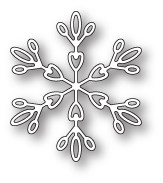 Memory Box - Die - Evelyn Snowflake