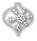 Memory Box - Die - Piccolo Snowflake Ornament