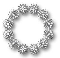 Memory Box - Die - Crystal Wreath