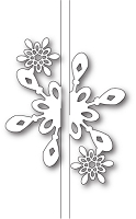 Memory Box - Die - Bright Snowflake Closer