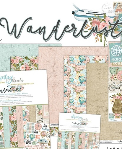 PRE-ORDER -  Mintay - Wanderlust Collection