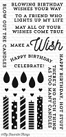 My Favorite Things - Clear Stamp - Make A Wish