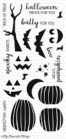 My Favorite Things - Clear Stamp - Spooky Sweets