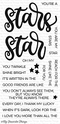 My Favorite Things - Clear Stamp - Written in the Stars