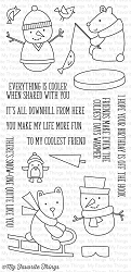 My Favorite Things - Clear Stamp - Cooler With You
