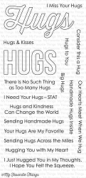 My Favorite Things - Clear Stamp - Lots of Hugs
