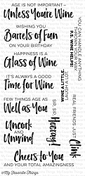 My Favorite Things - Clear Stamp - Uncorked