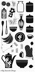 My Favorite Things - Clear Stamp - Kitschy Kitchen
