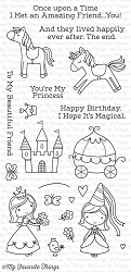 My Favorite Things - Clear Stamp - Once Upon A Time