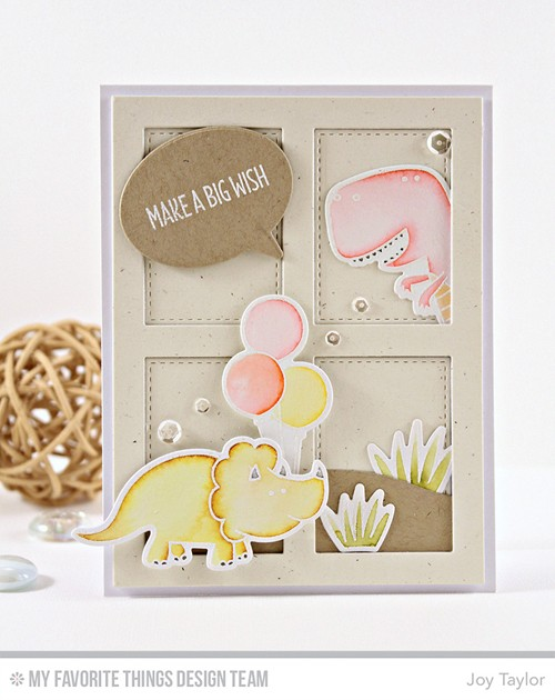 My Favorite Things Clear Stamp You 39 Re Rawr Some