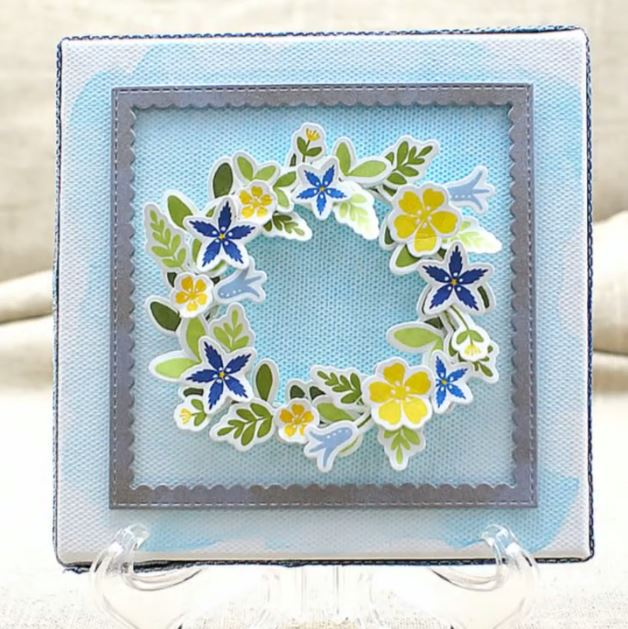 My Favorite Things Die Namics Stitched Square Scallop