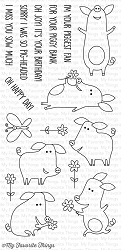 My Favorite Things - Clear Stamp - Sow Much Cuteness